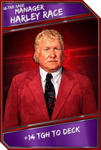 Support Card: Manager - HarleyRace - UltraRare