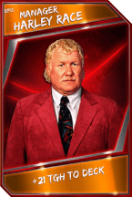 Support Card: Manager - HarleyRace - Epic