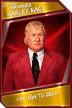 Support Card: Manager - HarleyRace - Legendary