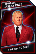 Support Card: Manager - HarleyRace - WrestleMania