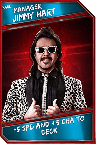 Support Card: Manager - JimmyHart - Rare