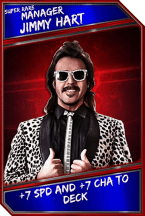 Support Card: Manager - JimmyHart - SuperRare