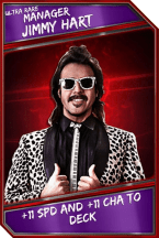 Support Card: Manager - JimmyHart - UltraRare