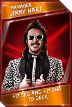 Support Card: Manager - JimmyHart - Epic