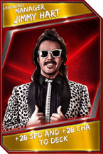 Support Card: Manager - JimmyHart - Legendary