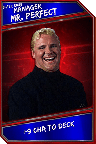 Support Card: Manager - MrPerfect - SuperRare