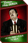 Support Card: Manager - PaulBearer - Uncommon
