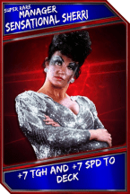 Support Card: Manager - SensationalSherri - SuperRare