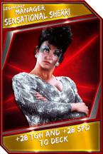 Support Card: Manager - SensationalSherri - Legendary