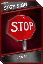 Support Card: StopSign - Common