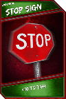 Support Card: StopSign - Uncommon