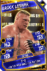 Brock Lesnar - Super Rare (Collectors Series)