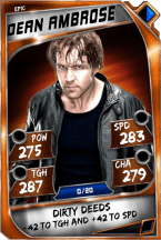 DeanAmbrose - Epic (Special Edition)