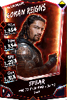 Roman Reigns - WrestleMania (PCC)