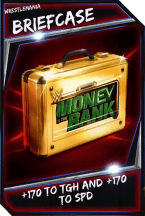 Support Card: Briefcase - WrestleMania
