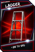 Support Card: Ladder - WrestleMania