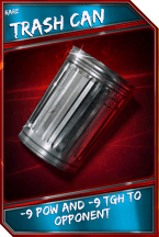 Support Card: TrashCan - Rare