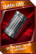 Support Card: TrashCan - Epic
