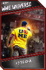 Support Card: WWEUniverse - Common