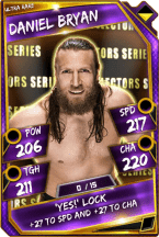Daniel Bryan - Ultra Rare (Collectors Series)