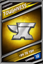 Enhancement: Toughness - Legendary
