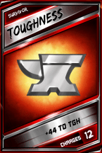 Enhancement: Toughness - Survivor