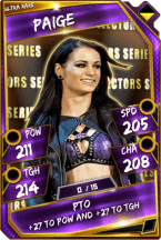 Paige - Ultra Rare (Collectors Series)