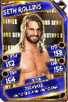 Seth Rollins - Super Rare (Collectors Series)