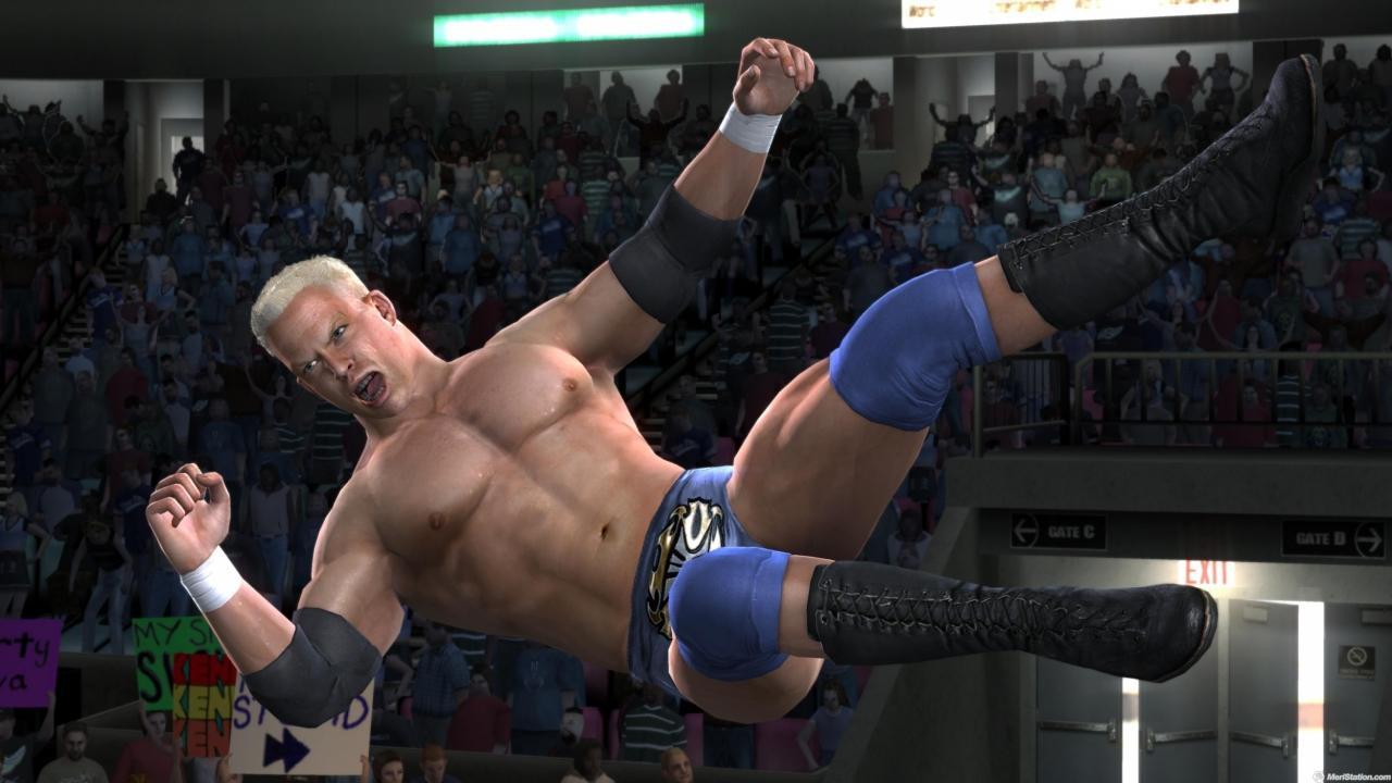 mr  kennedy - wwe smackdown vs  raw 2008