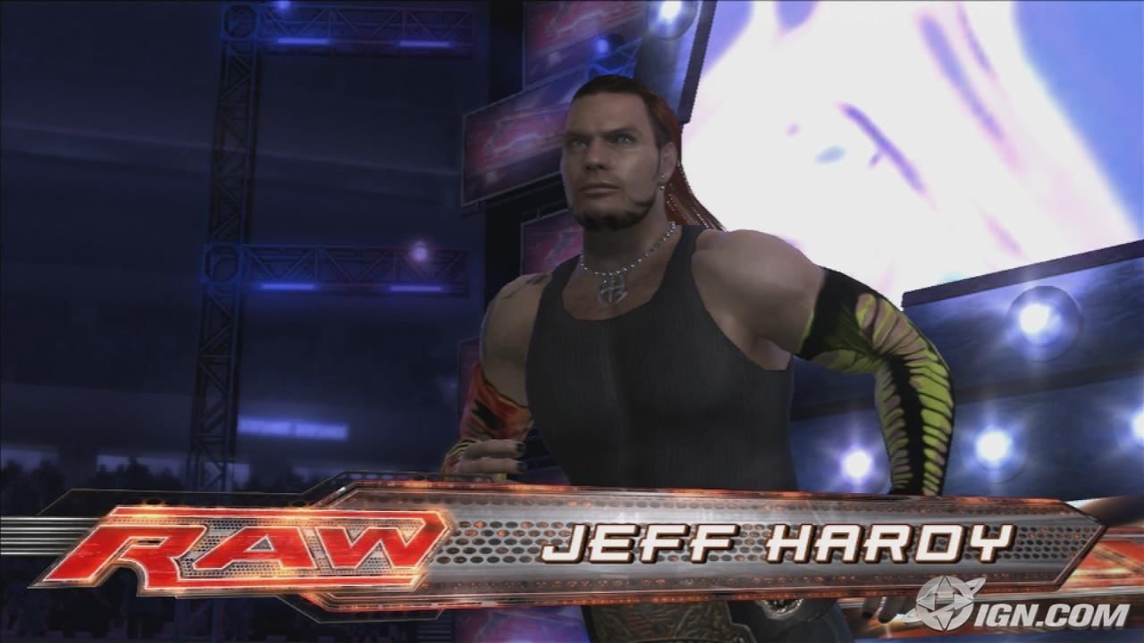 Uncategorized Jeff Hardy Game jeff hardy wwe smackdown vs raw 2008 roster svr2008 6713 6712 6711 6710 6709 6708