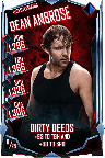 Dean Ambrose - WrestleMania (Ring Domination)
