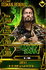 Roman Reigns - WrestleMania (MITB)