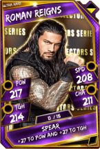 Roman Reigns - Ultra Rare (Collectors Series)