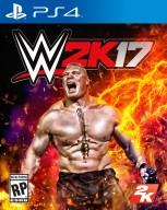 WWE 2K17: Official Cover Art (PS4)