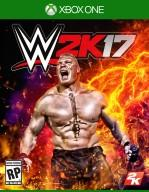 WWE 2K17: Official Cover Art (Xbox One)
