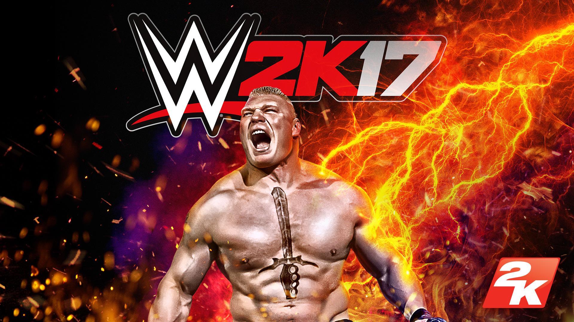 WWE 2K17 Wallpapers & Artworks