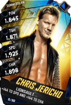SuperCard-ChrisJericho-R10-SummerSlam