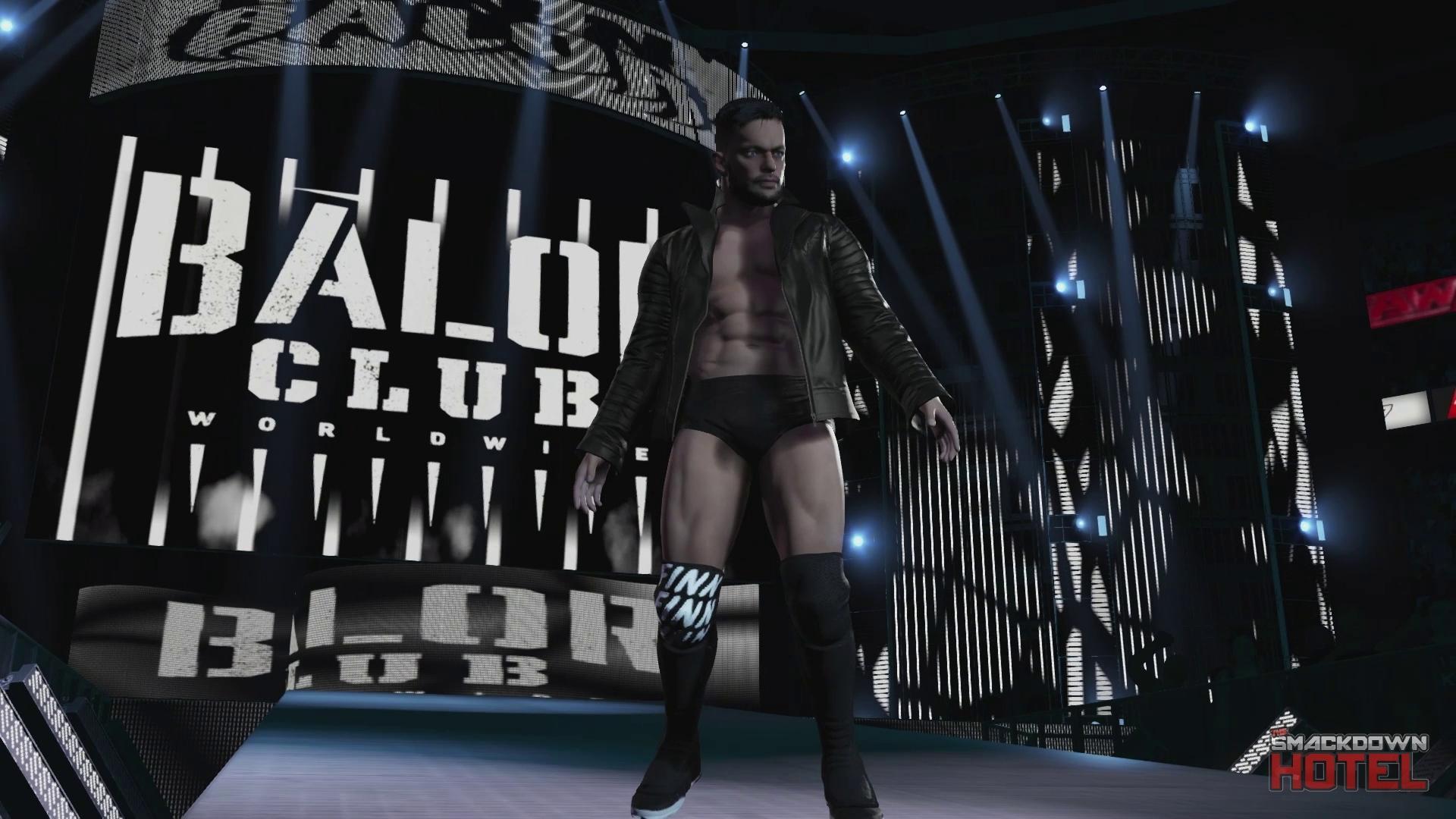 Finn Bálor - WWE 2K17 - Roster