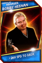 SuperCard-Support-Manager-BobbyHeenan-R10-SummerSlam