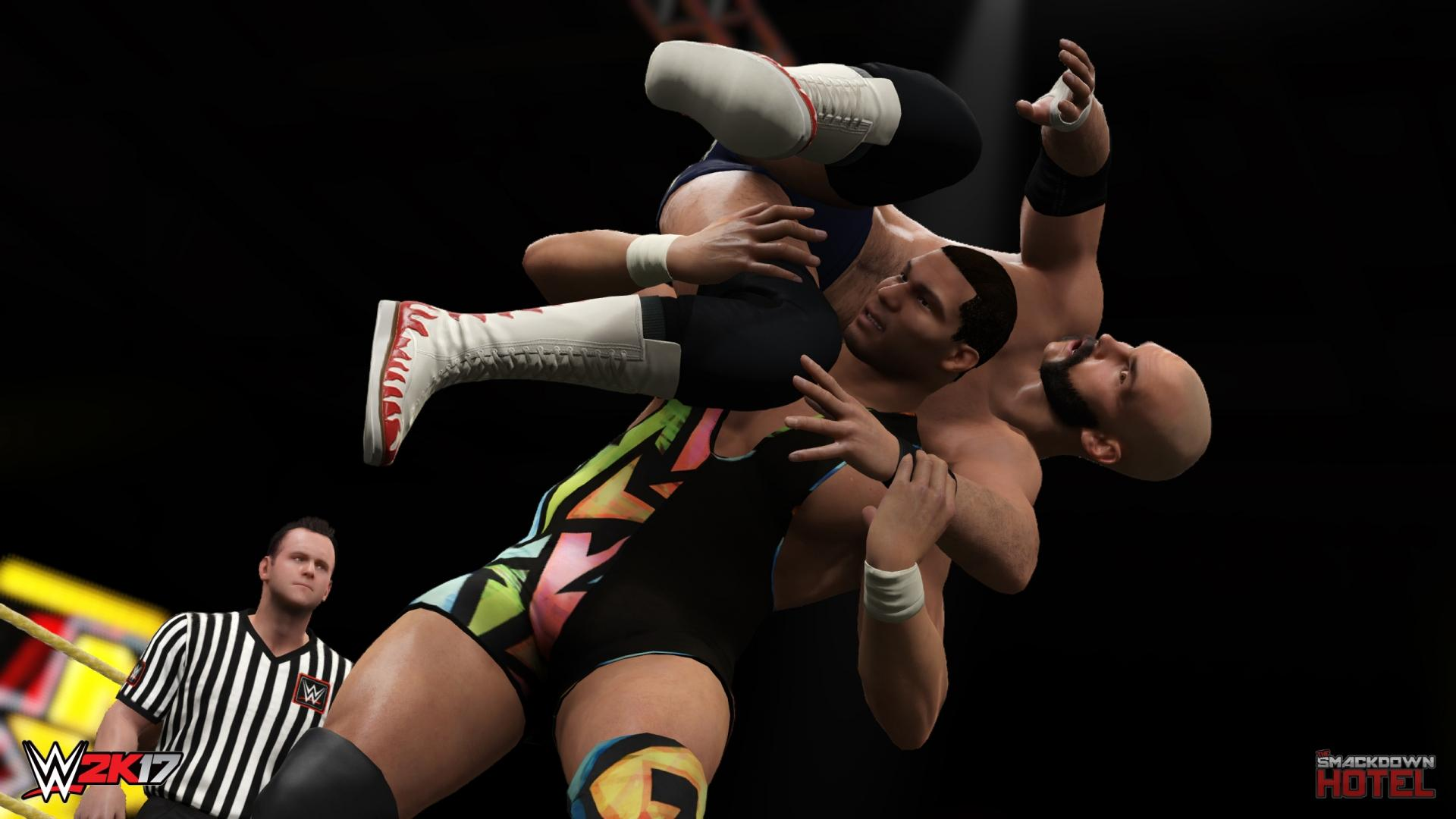 WWE 2K17 Update 1.05 for PS4 & Xbox One - Full Patch Notes