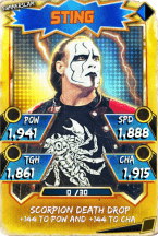 SuperCard-Sting-R10-SummerSlam-Throwback