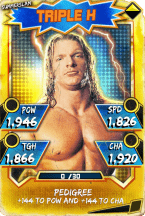 SuperCard-TripleH-R10-SummerSlam-Throwback