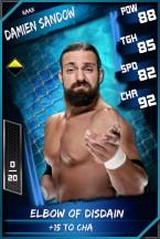 SuperCard-DamienSandow-Rare-8877