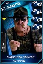 SuperCard-SgtSlaughter-Rare-8911