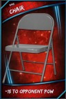 SuperCard-Support-Chair-Rare-9386