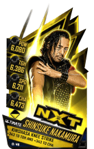 SuperCard-ShinsukeNakamura-S3-Ultimate-NXT-9700