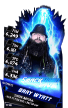 SuperCard-BrayWyatt-S3-Ultimate-SmackDown-9702