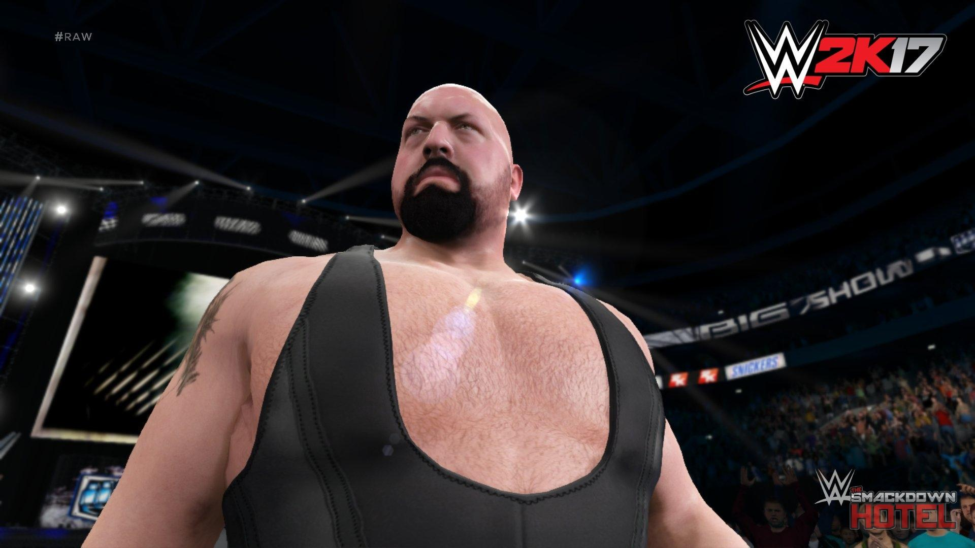 big show wwe 2k17 roster. Black Bedroom Furniture Sets. Home Design Ideas