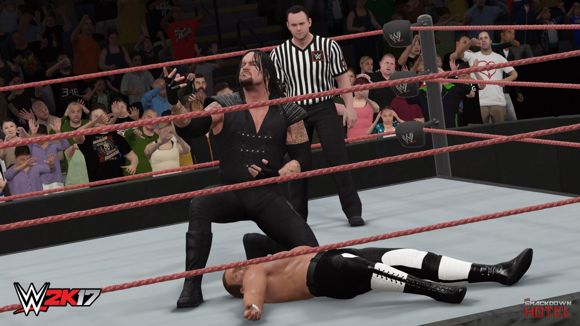 WWE 2K17 Coming To PC on February 7! - Release Date, Price & PC Specs