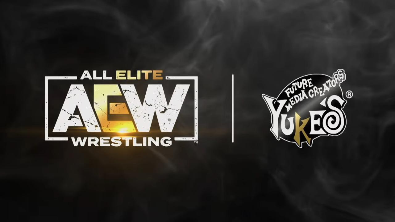 AEW x Yuke's Console Video Game